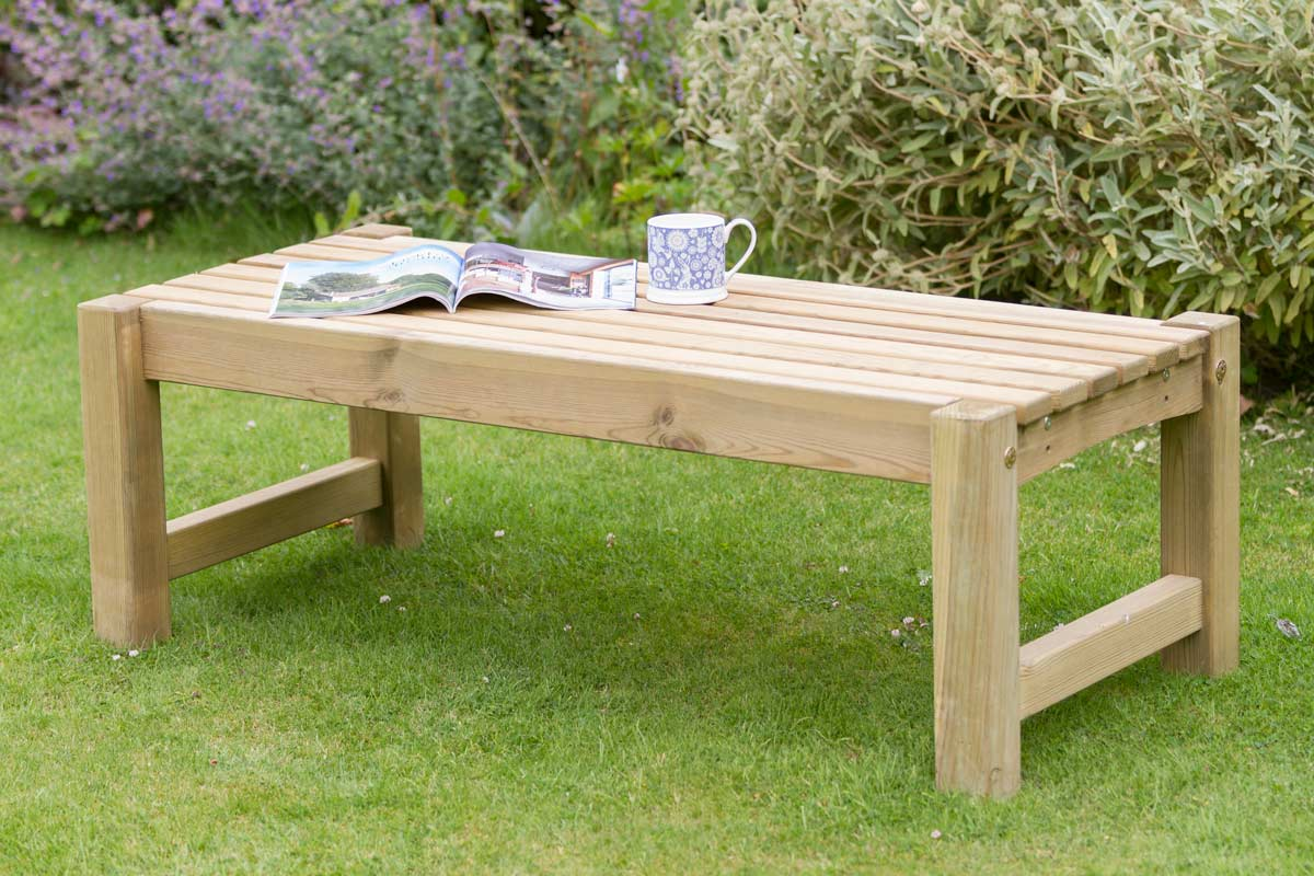 Emily Coffee Table / Bench