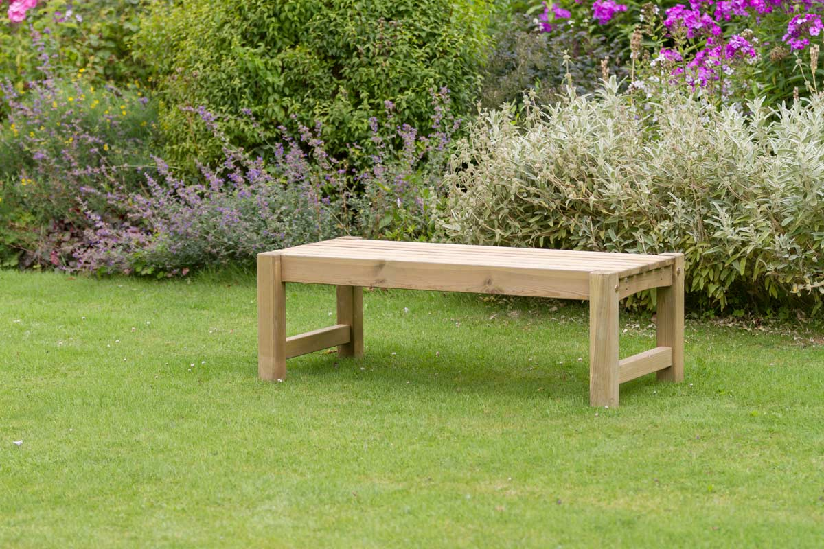 Emily Coffee Table / Bench | Garden Table | Zest 4 Leisure ...
