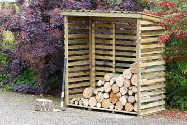 Log and Garden Storage Garden Products