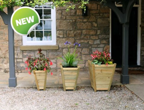 Grosvenor Planter Set