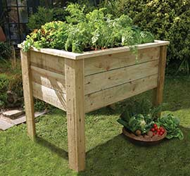 Grow your own potatoes Deep Root Planter