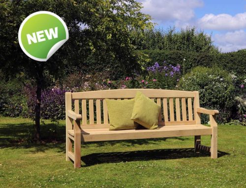 Emily Bench 4 Seater (6ft)