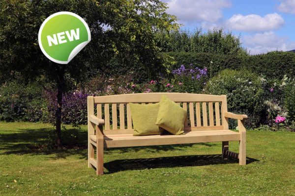 Emily Bench 4 seater