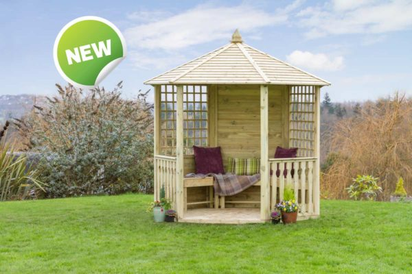 Moreton Gazebo Feature