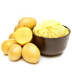 Grow your own potatoes mashed