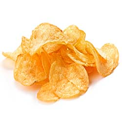 Grow your own potatoes crisps