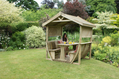 Zest 4 Leisure's Noah's Arbour was a finalist in the Outdoor Leisure category at the GIMA awards